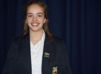 Sports Scholarship for Katie