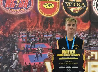 Joseph secures Silver at World Championships