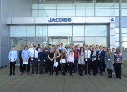 All Saints Students Achieve Industrial Cadet Silver Awards with Jacobs