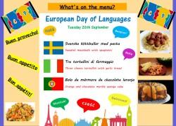 menu for website