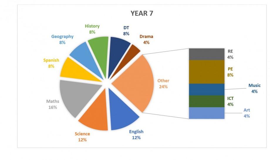 y7 curriculum plan