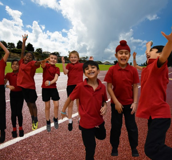 Read more - Berkeley students take part in Hounslow Borough Sports Day