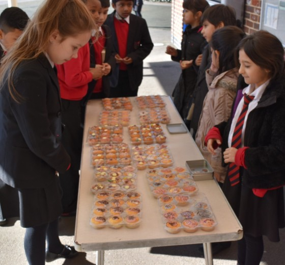 Read more - Barnardo's Cake Sale March 2016