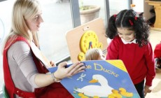 eyfs reading duck image