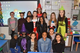 World Book Day 2017 at Berkeley Primary School