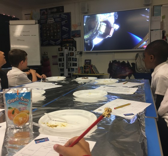 Ever Tasted Space Food…? Year 5 pupils have…