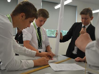 BMAT STEM Welcomes First Cohort