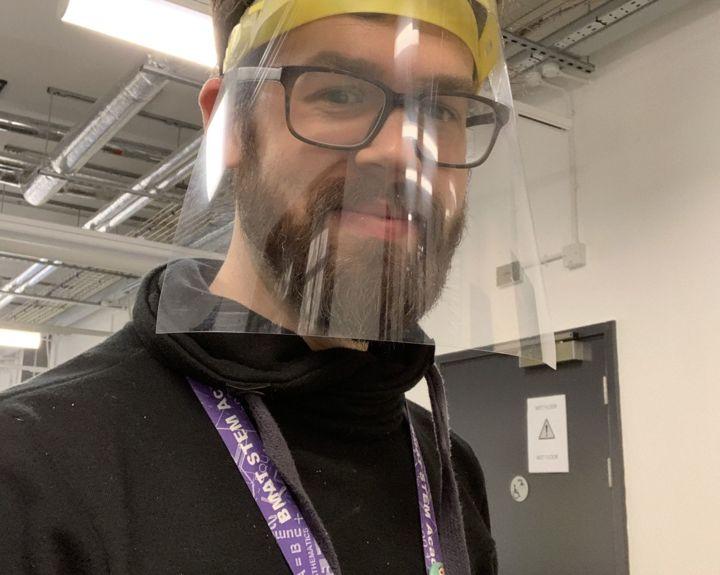 BMAT STEM Academy produces PPE