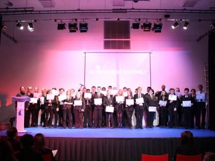 Achievement Assembly 2015