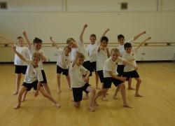Primary School Dance