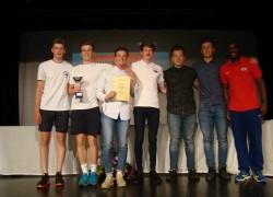 Boswells Welcomes British International Long Jumper JJ Jegede for Sport Awards Evening