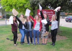 A Level Success at The Boswells