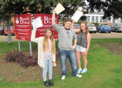 Record Equalling GCSE Results at The Boswells