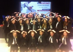 BOSWELLS WELCOMES WORLD CHAMPION FOR SKY SPORTS LIVING FOR SPORT PROJECT