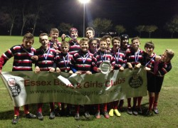 Boswells are U13 Rugby League Champions