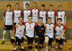 Under-18 Boys Volleyball Squad in National Finals for 4th Year
