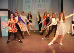Year 10 BTEC Performing Arts students perform their first musical theatre showcase of 'Hairspray'!