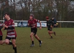 Boswells Rugby Star debuts for Essex