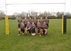 Boswells are District Rugby 7's Champions