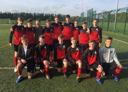 SUCCESS FOR BOSWELLS FOOTBALL TEAMS IN DISTRICT COMPETITIONS