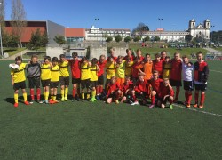 BOSWELLS FOOTBALL SQUADS FLY OUT FOR PORTUGUESE FOOTBALL TOUR