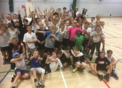 Record Numbers at Boswells Summer Camp