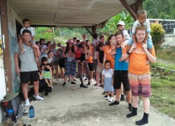 Boswells Students Head to Borneo for Community Work