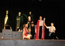 Shakespeare Showcase hosted at Boswells!