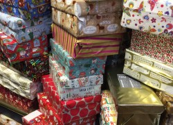 Lowerschool collect 186 christmas shoeboxes!