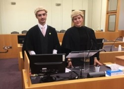 6th FORM MOCK BAR TRIAL TEAM PARTICIPATE IN NATIONAL COMPETITION