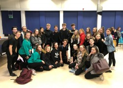 Jack Petchey Glee Club Challenge Bootcamp