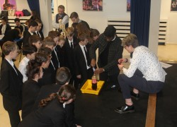 Year 7 Clubs Fair