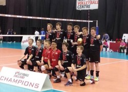 The Boswells School are National Volleyball Champions!