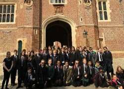 Year 7 Trip to Hampton Court!