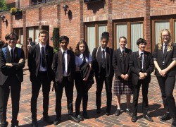 Year 9 students graduate!