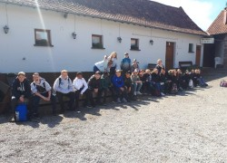 Years 7's travel to France!