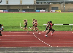 Success for girls at District Sports 2019
