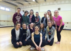 Miss Saigon Cast Send a 'Well Done' to The Boswells Dancers