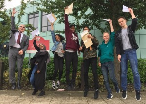 Brentside Celebrates Fantastic A Level Results