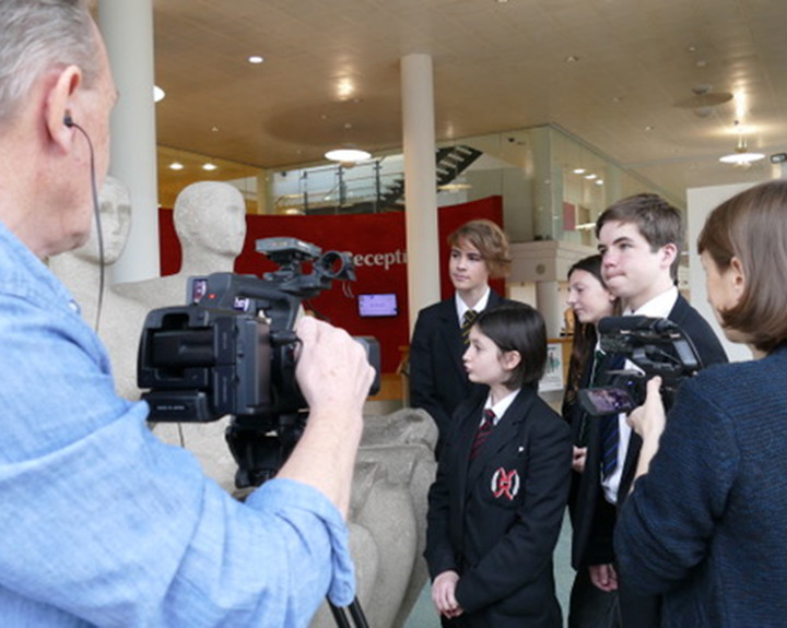 Harlow students join national sculpture project