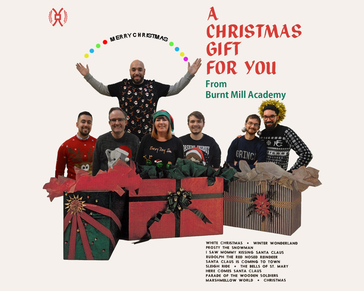 Merry Christmas from Burnt Mill Academy