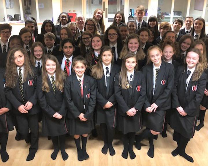 Choir takes performance to next level