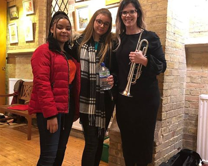 Orchestra attracts younger audience