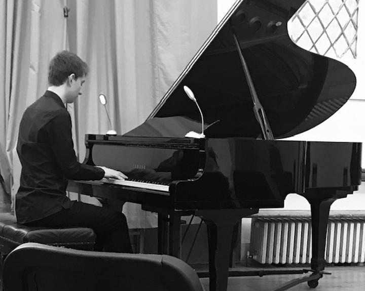 Prestigious music college place for new musician