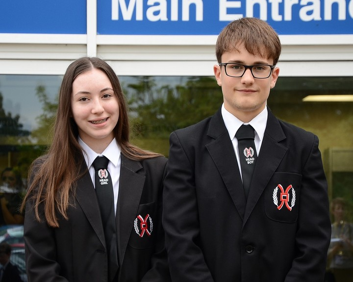 Head students appointed