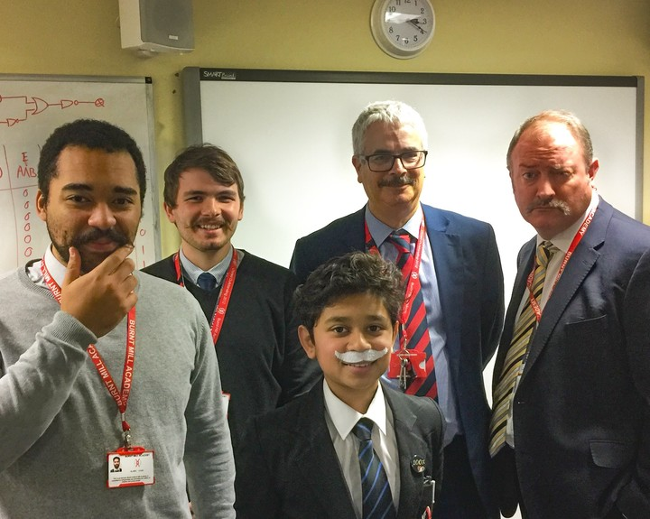 Burnt Mill Academy in top 50 UK fundraisers