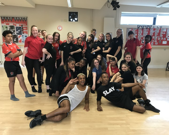 West End star coaches students
