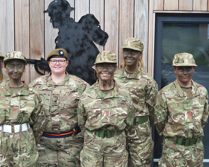 Burnt Mill first in Essex to commit to Army course
