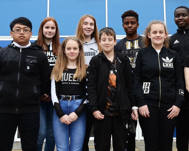 Brilliant students strive for uni