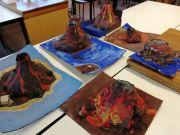 STEM Volcano 2